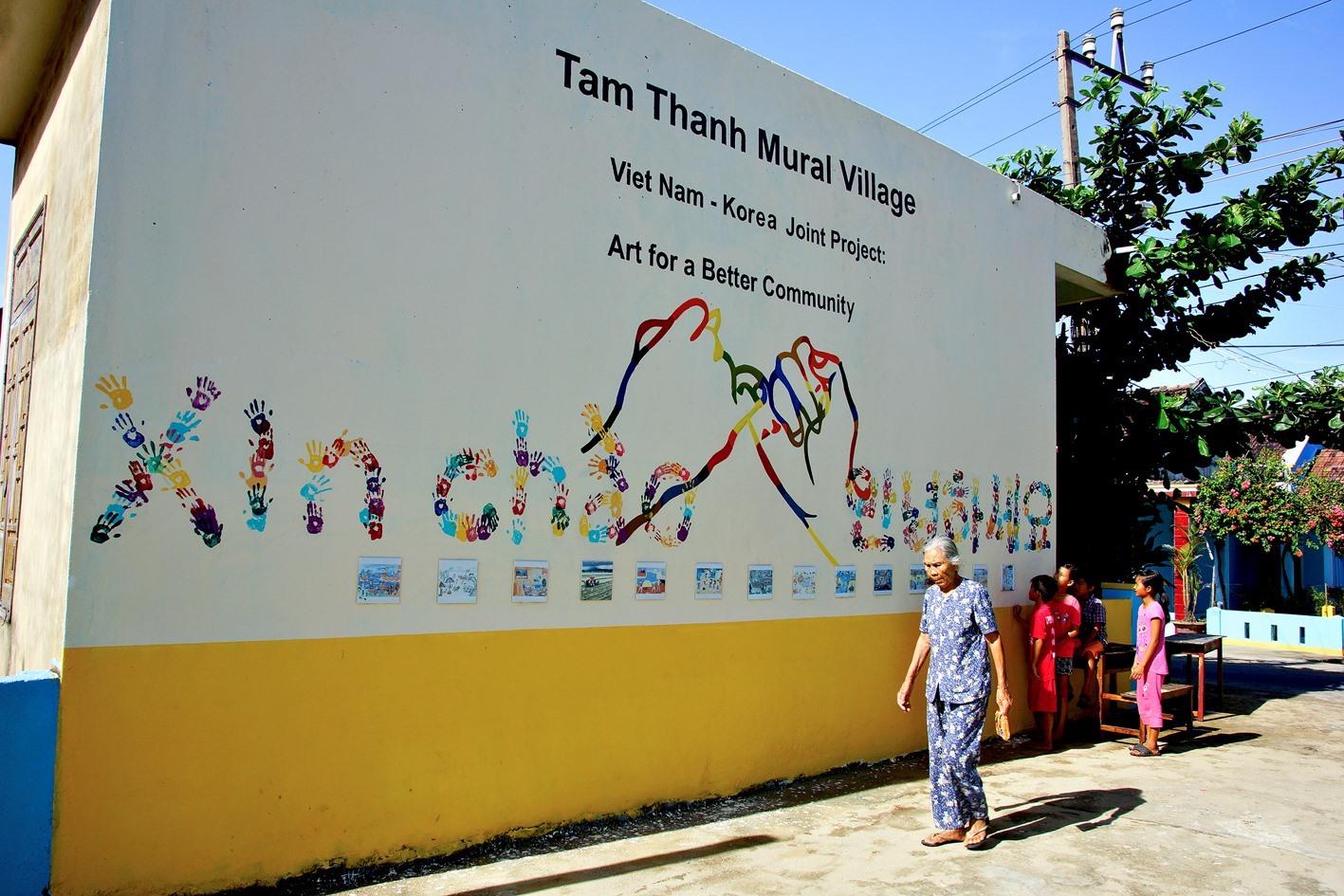 Tam Thanh community-based tourism village (Tam Ky city)