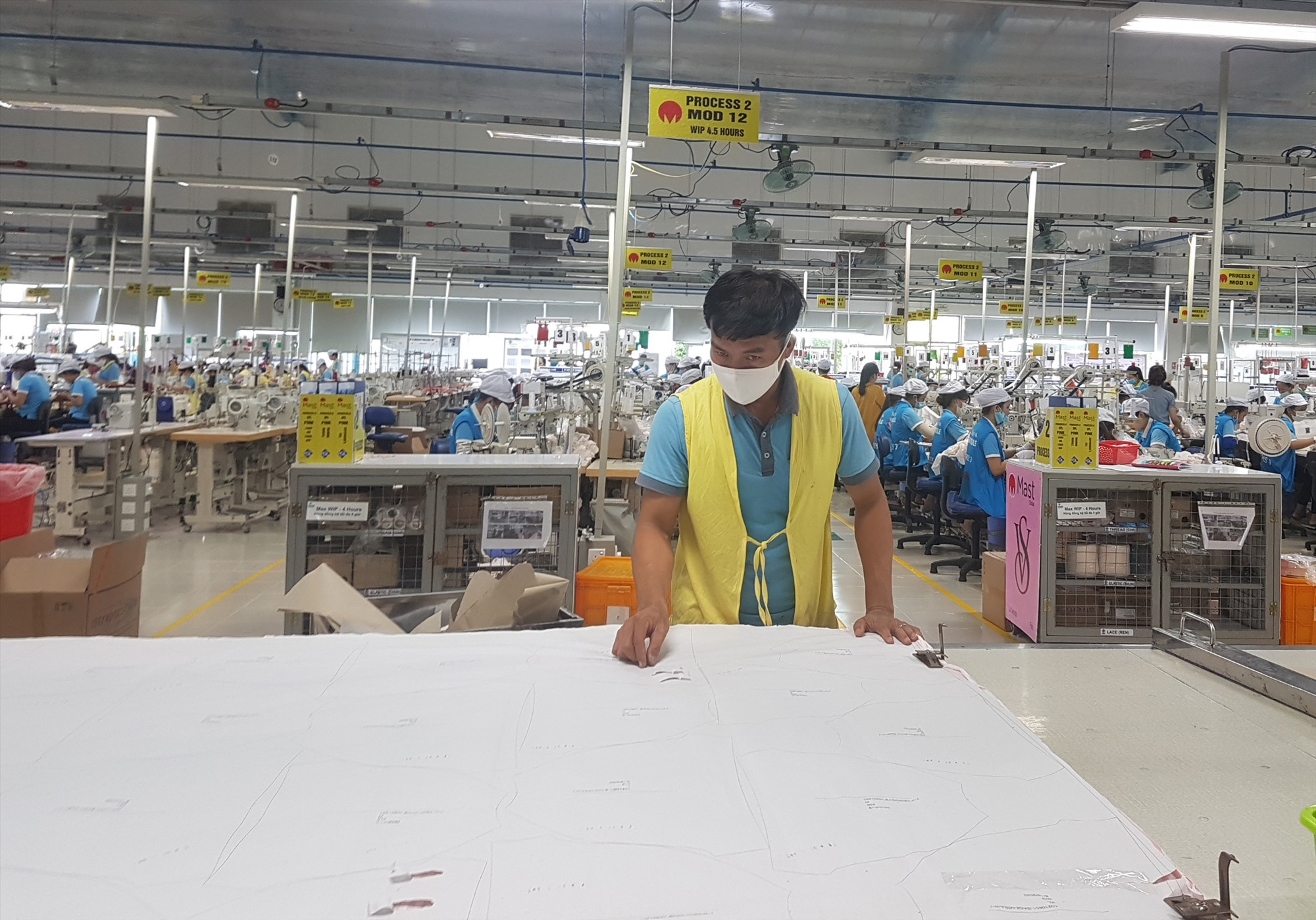 Maintaining jobs for workers in businesses