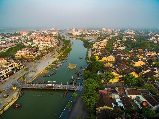 Hoi An city