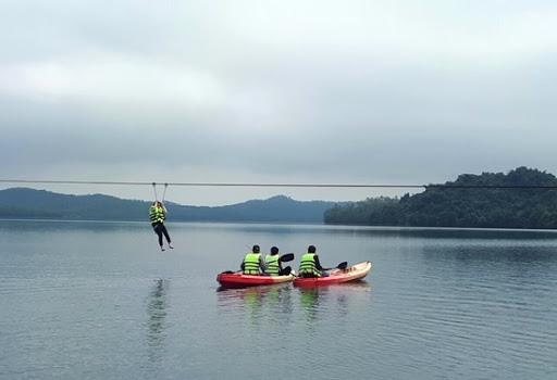Phu Ninh lake, Quang Nam province