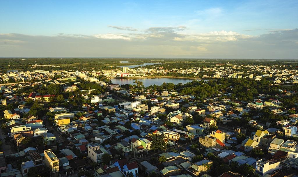 Tam Ky city