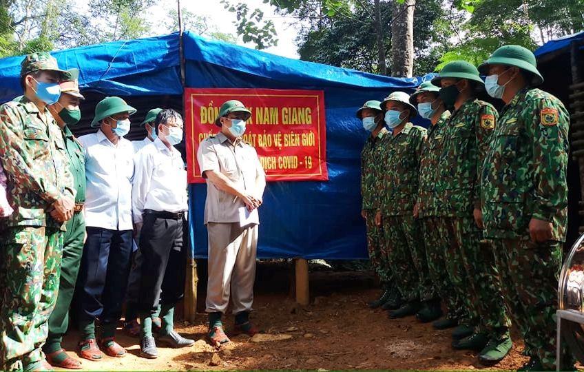Bí thư Tỉnh ủy Phan Việt Cường