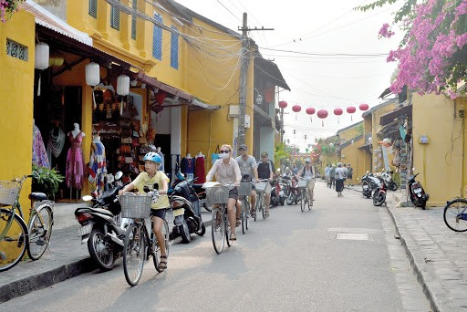 A return of several activities and services in Quang Nam
