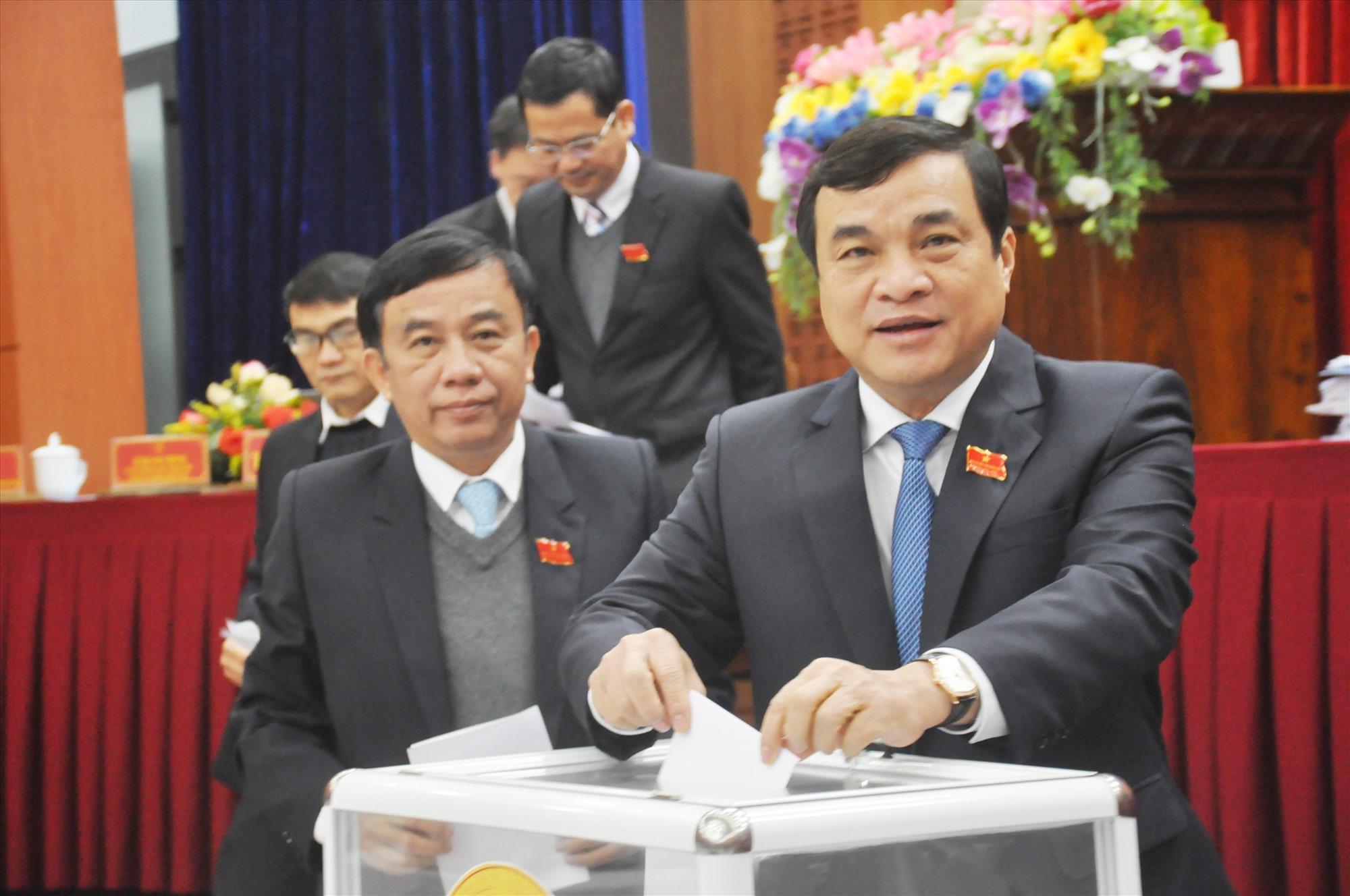 Ông Nguyễn Công Thanh được bầu giữ chức danh Phó Chủ tịch HĐND tỉnh khóa IX
