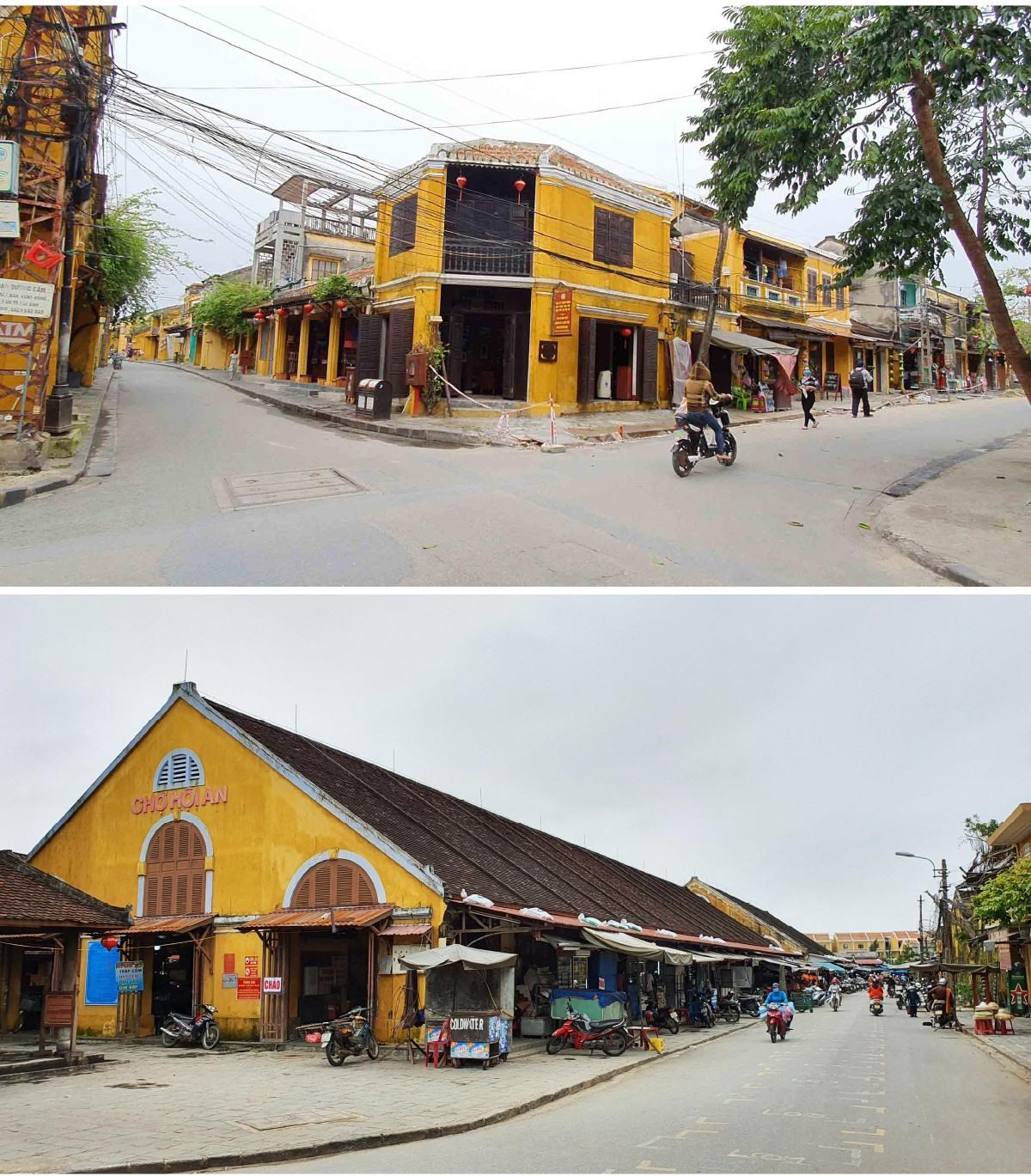 Peacefulness of Hoi An ancient quarter