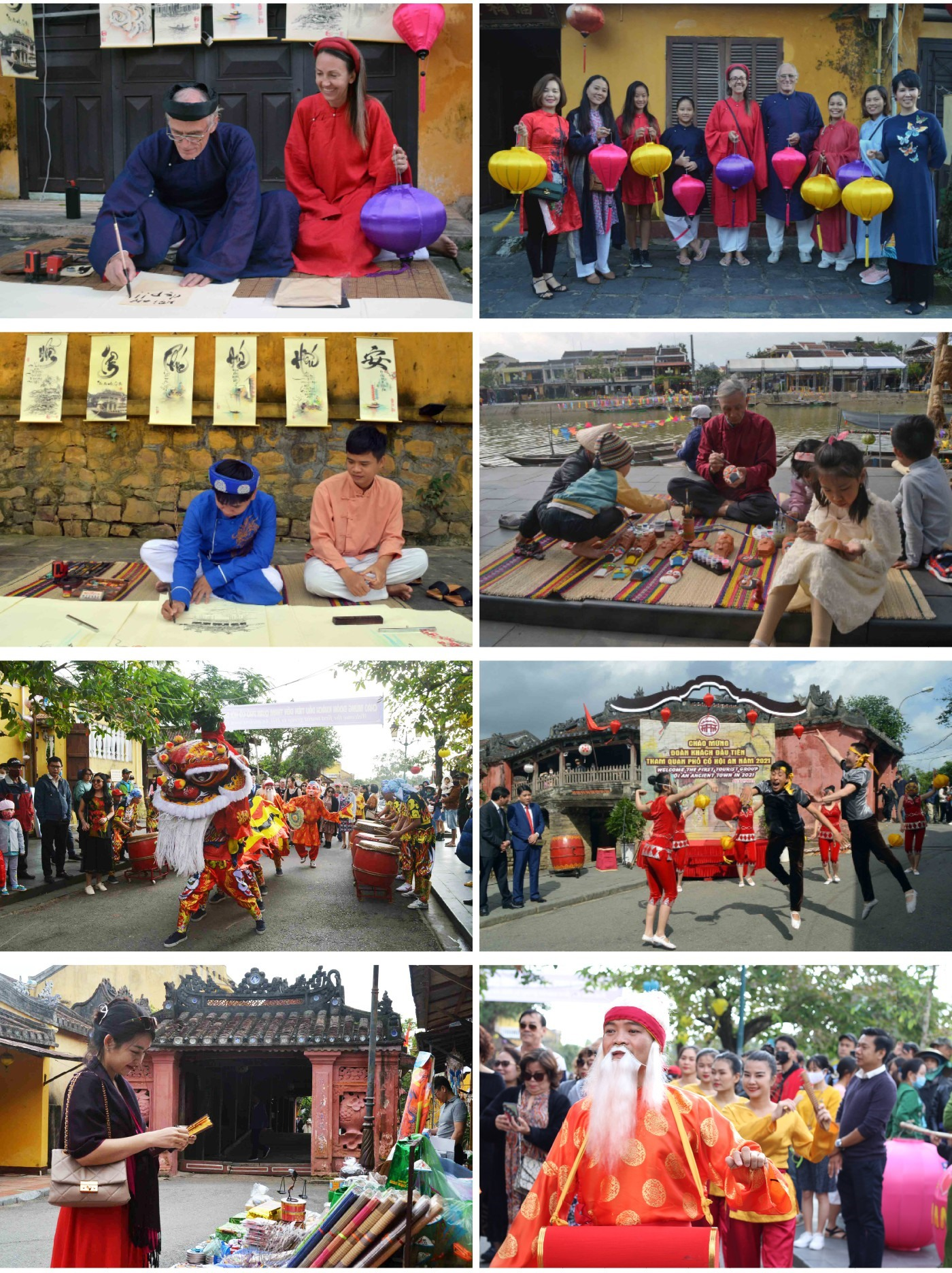 Cultural and artistic performances in Hoi An
