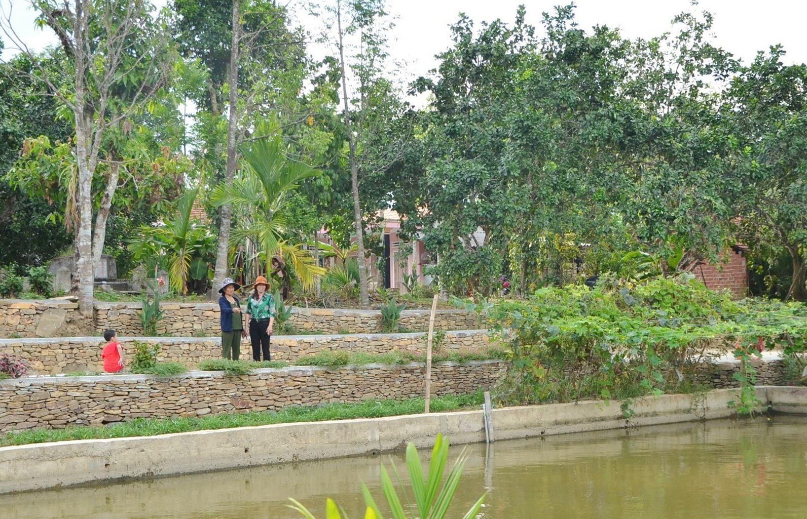 Xây dựng Tiên Phước thành huyện điểm về phát triển kinh tế vườn, kinh tế trang trại, du lịch sinh thái