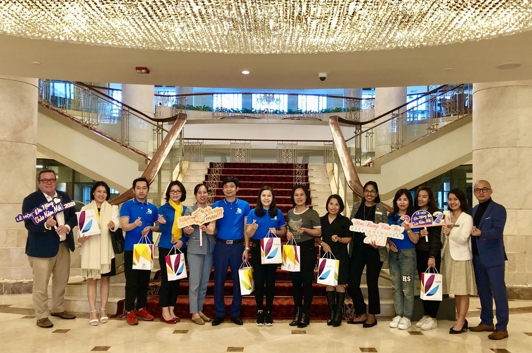 Mice.jpg - Gần 1.000 khách của Bảo Việt Nhân Thọ đến Đà Nẵng báo hiệu xu hướng du lịch công vụ (MICE) đang tăng mạnh. Ảnh Văn sanh
