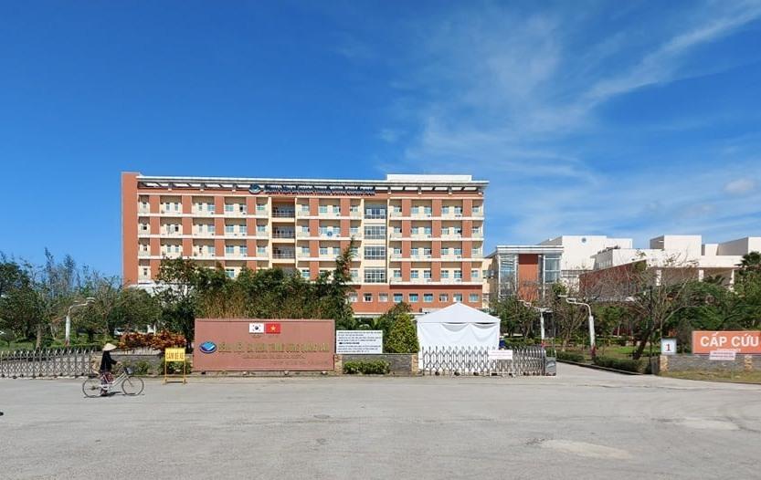 Những bất thường trong hoạt động khám chữa bệnh bảo hiểm y tế tại bệnh viện đa khoa Trung ương Quảng Nam từng được Báo Quảng Nam phản ánh vào tháng 11.2020