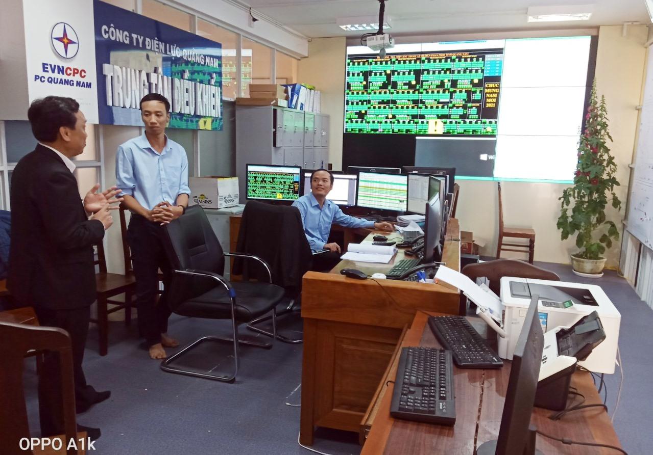 Đảm bảo điều hành hệ thống điện an toàn, liên tục phục vụ nhân dân vui Tết đón xuân mới Tân Sửu.