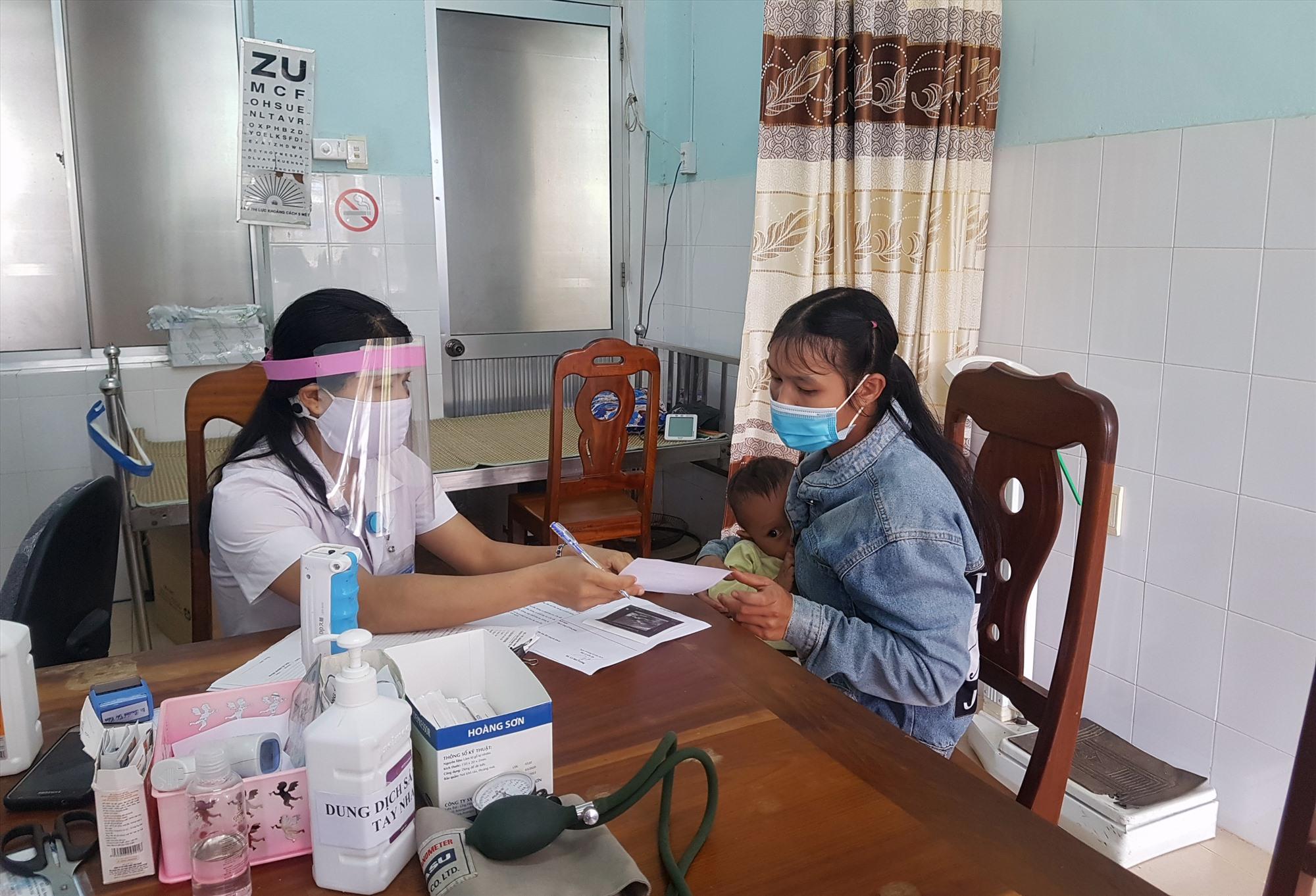 Thời gian qua Quảng Nam đã triển khai nhiều biện pháp phòng chống dịch đạt hiệu quả. Ảnh: X.H