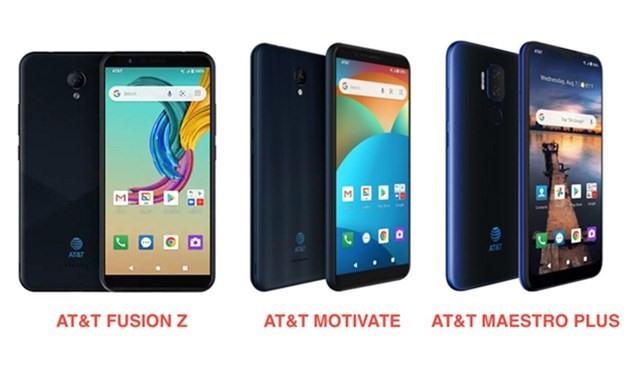 10 mẫu điện thoại được cấp phép bán tại Mỹ do VinSmart sản xuất. Ảnh: FCC.