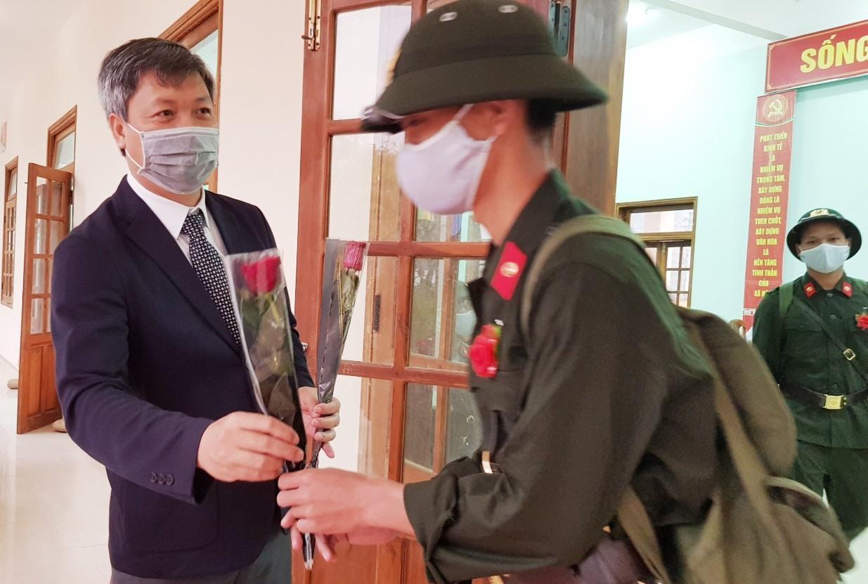 Phó Chủ tịch UBND tỉnh Hồ Quang Bửu