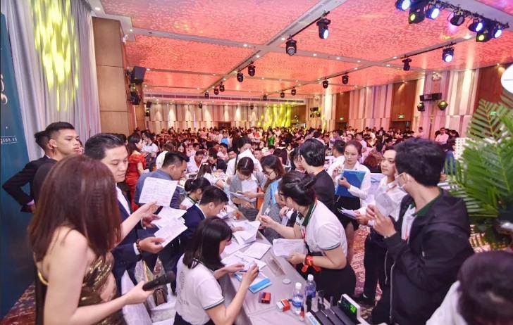 Chu Lai Riverside giai đoạn 1 và 2 giao dịch sôi động