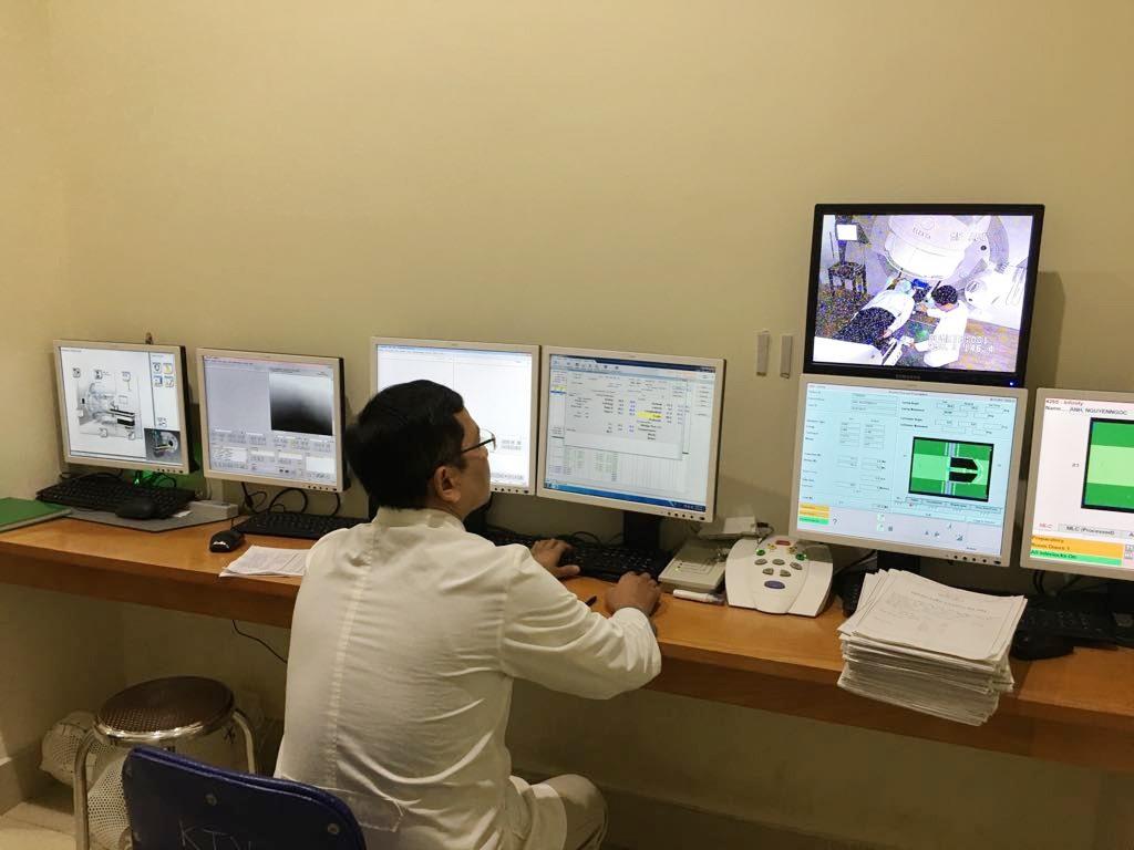 Hồ sơ sức khỏe điện tử cung cấp thông tin cần thiết giúp các bác sĩ truy cập hệ thống HSSK cá nhân