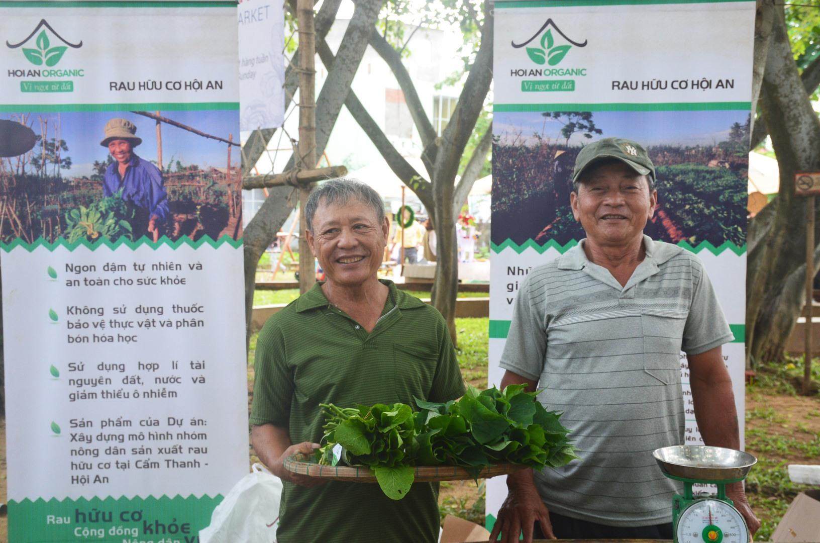 Dịch vụ trải nghiệm nông nghiệp của Hợp tác xã rau hữu cơ và du lịch Thanh Đông là sản phẩm OCOP thuộc nhóm du lịch - dịch vụ đã phát triển khá bài bản. Ảnh: Q.T