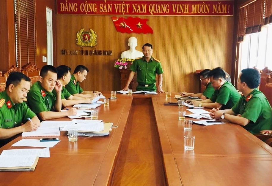 Hội đồng họp xét tha tù có điều kiện cho phạm nhân