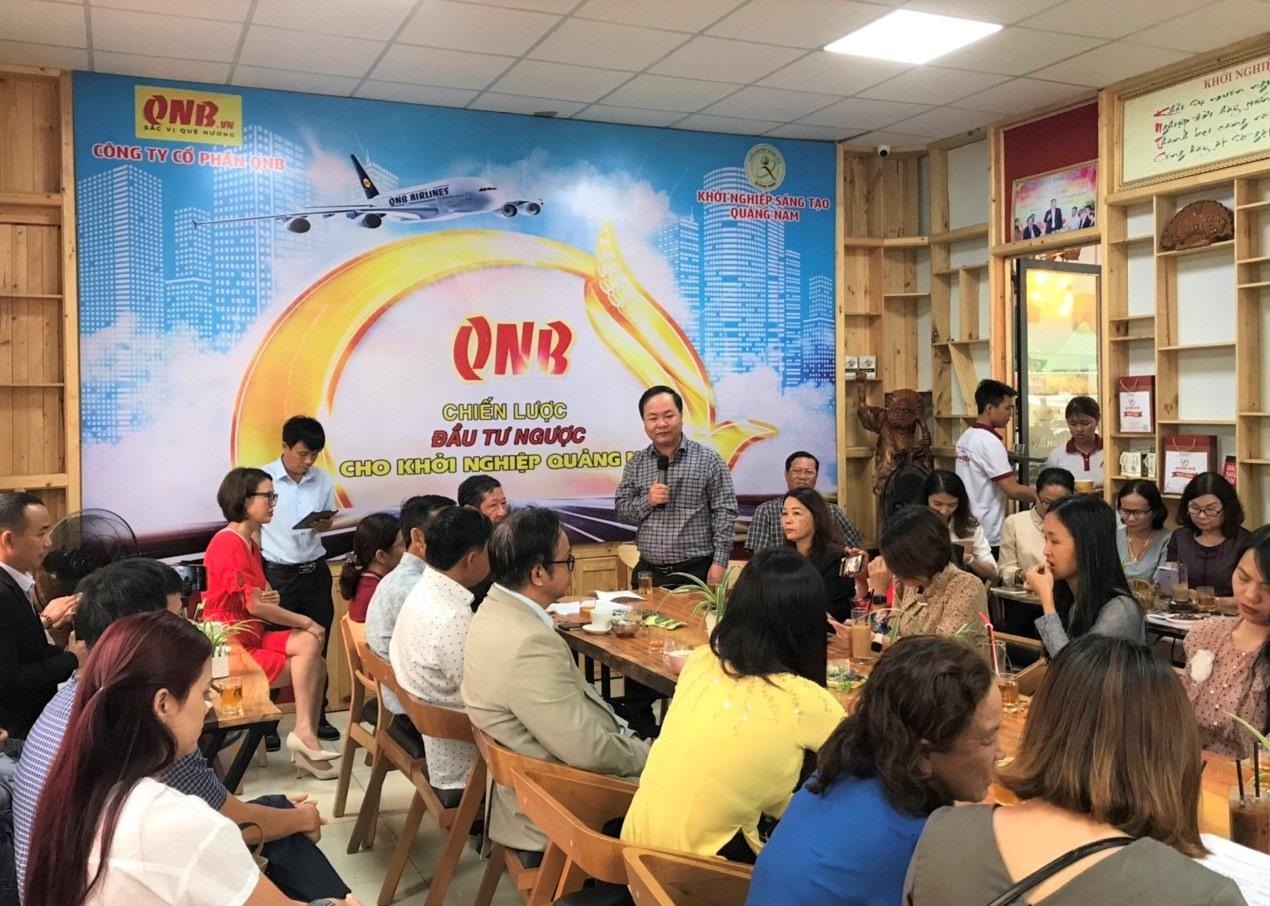 QNB đồng hành với khởi nghiệp Quảng Nam