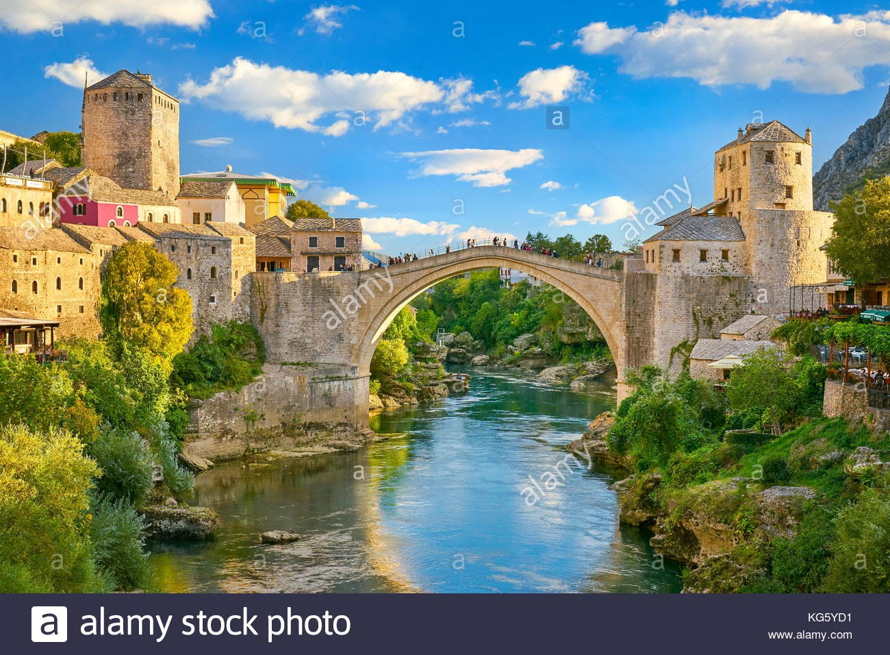 Maddalena Bridge was built in the 11th century. As one of the most precious treasures of Italy, the bridge has insired a lot of poetic and literary works.