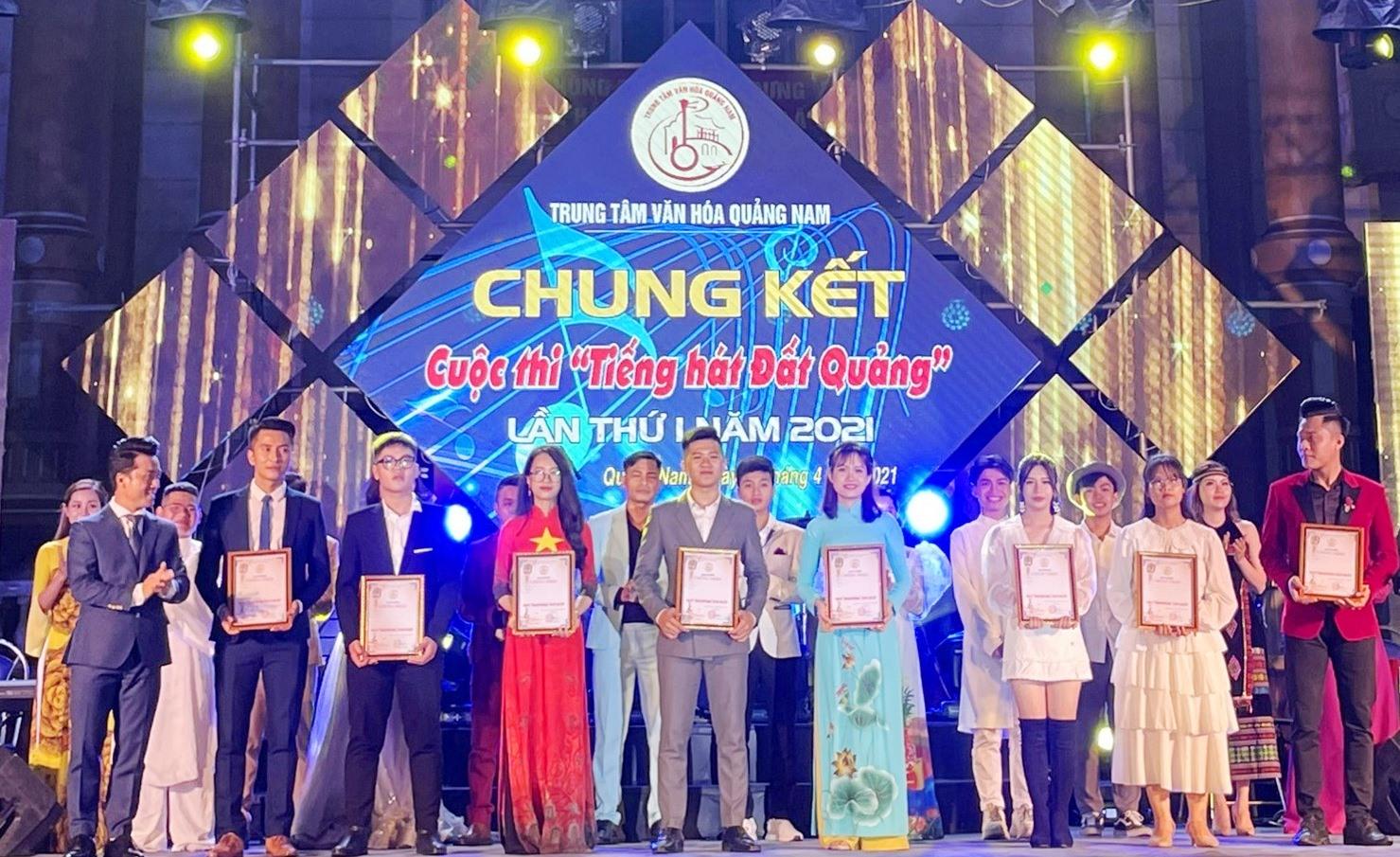 Đêm chung kết và trao giải cuộc thi.