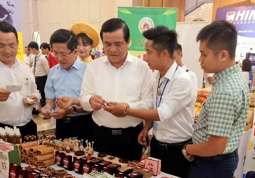 Hỗ trợ tiêu thụ sản phẩm khởi nghiệp và OCOP của Quảng Nam