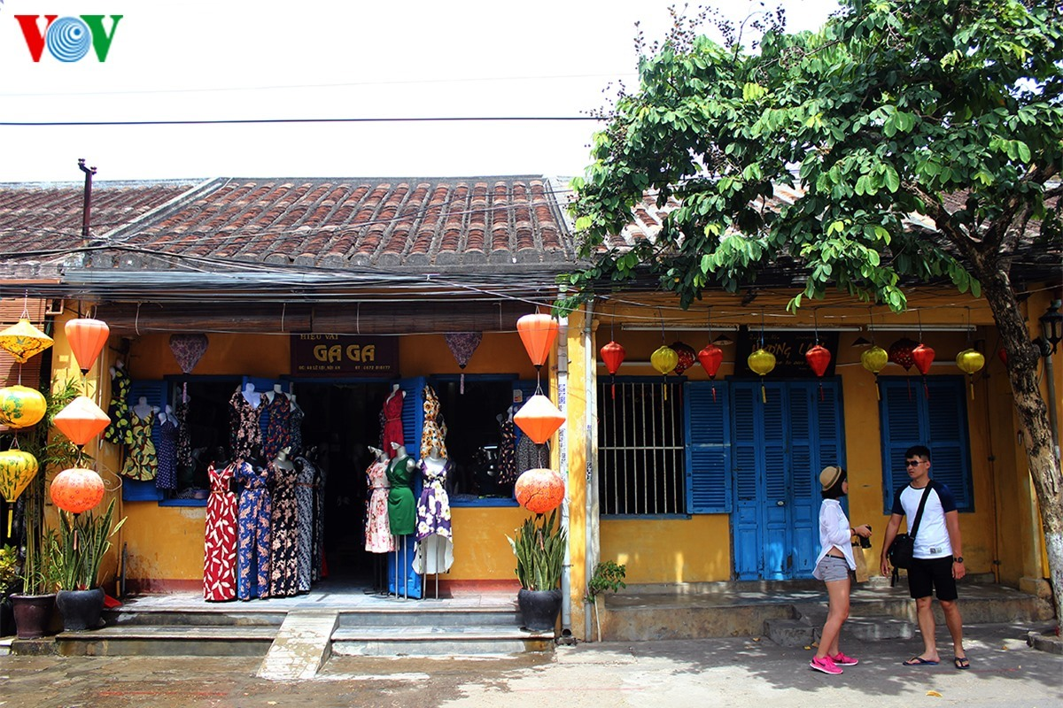 Every corner of Hoi An is beautiful and lovely.