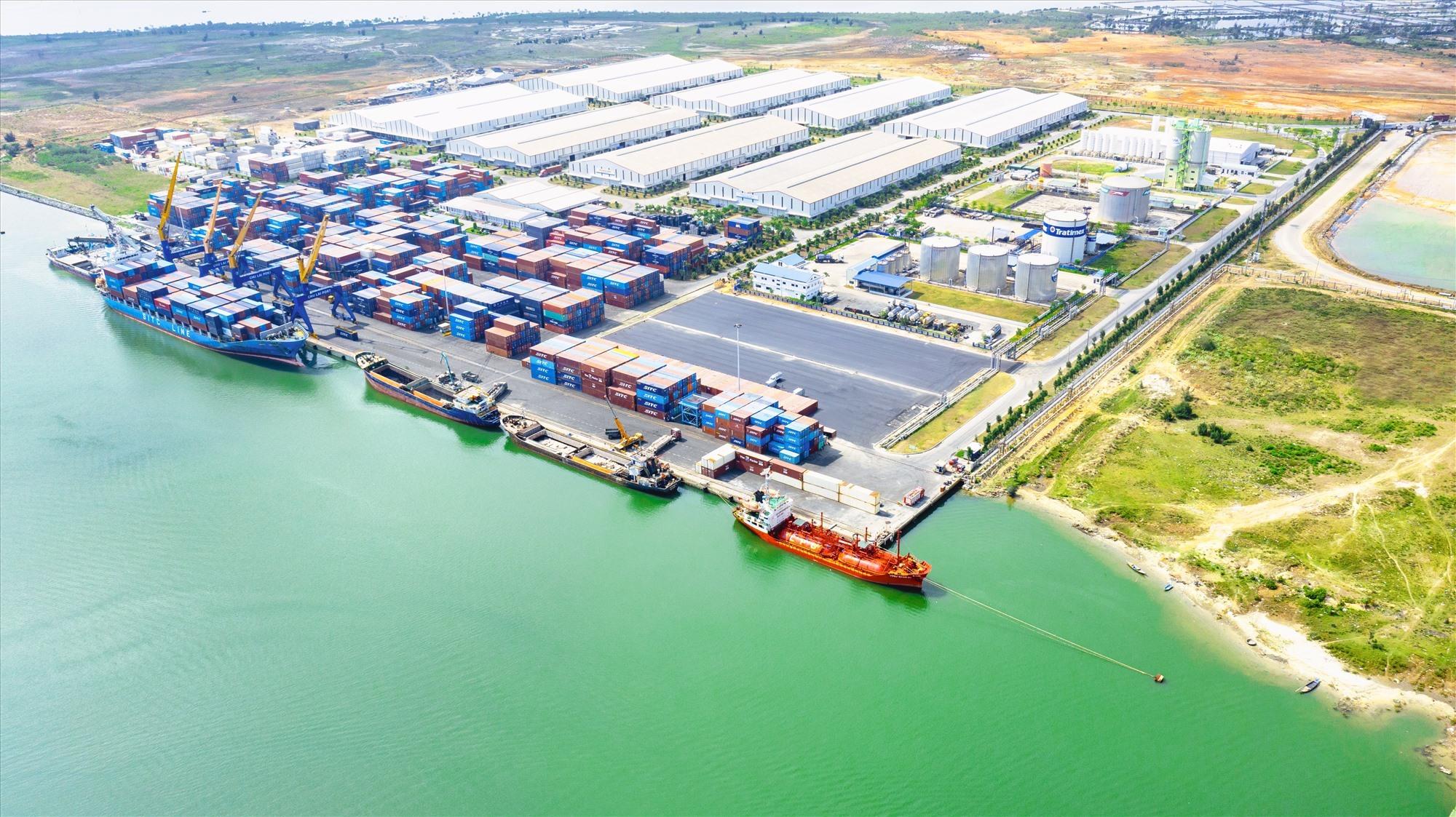 Chu Lai port