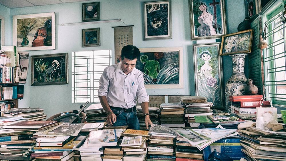 Nhà thơ Lê Minh Quốc cho rằng sự trở lại của sách tết là sự trở lại của một nét văn hóa rất đẹp, có từ hơn 50 năm trước.
