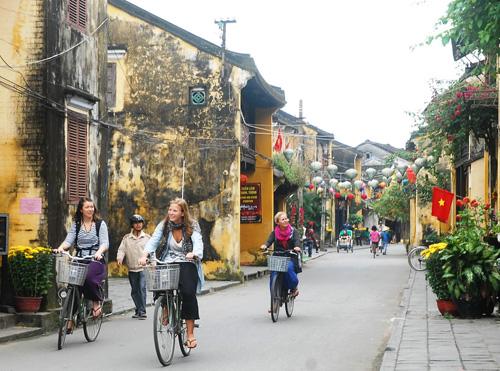Quảng Nam hy vọng gia tăng nguồn khách và chất lượng chi tiêu trong năm 2013.