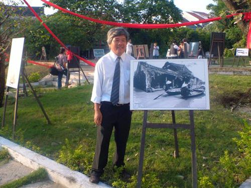 Dương Phú Tâm là nghệ sĩ nhiếp ảnh đầu tiên của Quảng Nam được nhận tước hiệu Nghệ sĩ FIAP của FIAP.