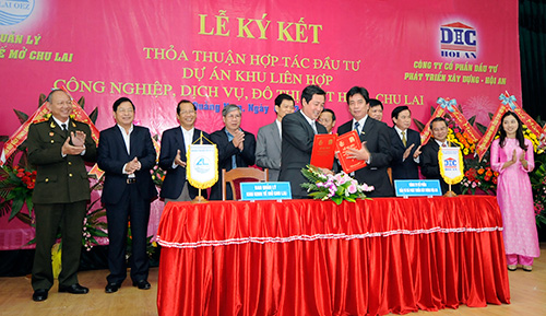 Quang Nam to set up Urban-Service-Industry Complex