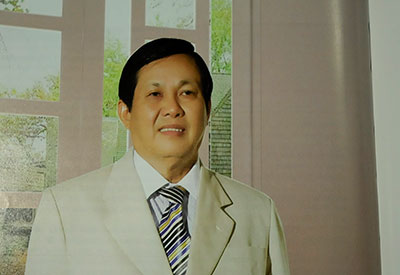 The General Director of Thien Nam Trading Import and Export Joint Stock Company – Ngo Huu Hoan