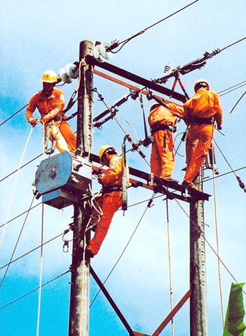 Công tác kiểm tra, duy tu bảo dưỡng lưới điện được tích cực thực hiện nhằm đáp ứng yêu cầu phục vụ festival.