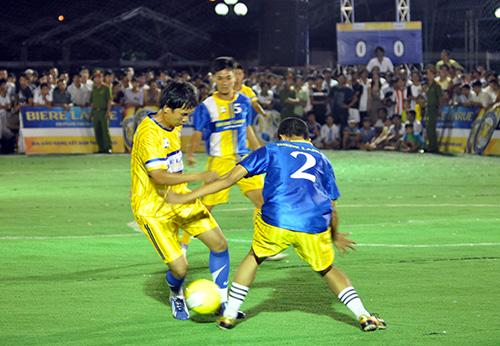 Các trận đấu hấp dẫn với chất lượng chuyên môn cao.