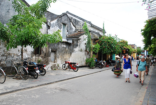 Hoi An  Ancient Town is always in the mind and heart of the Quang Nam people living far from their homeland