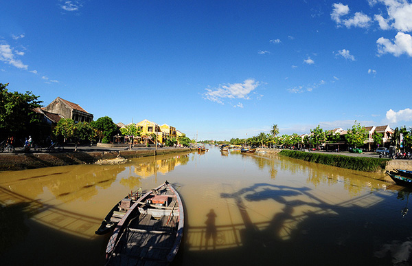 Hoi An ancient town - a World Cultural Heritage. Photo: Hoang Ly