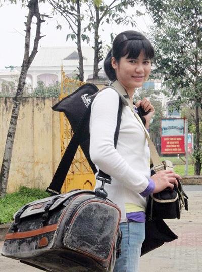 Thượng úy Bùi Thị Thùy Trang