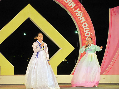 """""""Giai điệu ngày mùa"""" nổi tiếng của vùng Osan – Hàn Quốc."""