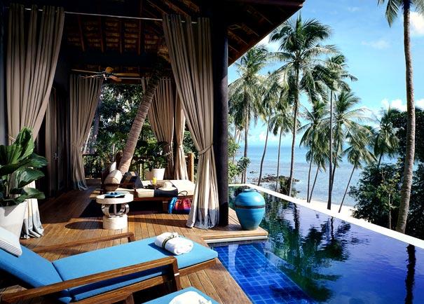The Nam Hai Resort & Spa.