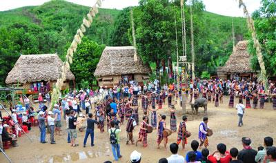 Miền núi Quảng Nam còn nhiều tiềm năng cho sản phẩm du lịch văn hóa - sinh thái, du lịch cộng đồng...