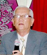 Ông Trần Châu Khanh.