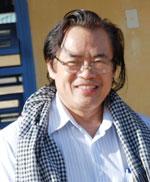 Bác sĩ Nguyễn Văn Đẩu.