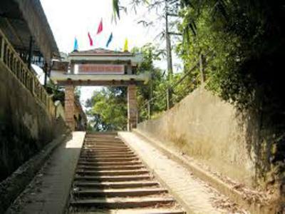 Dai Binh village.