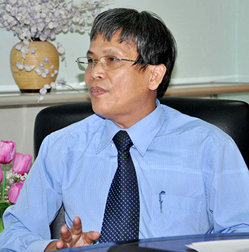 Ông Nguyễn Tấn Thắng.