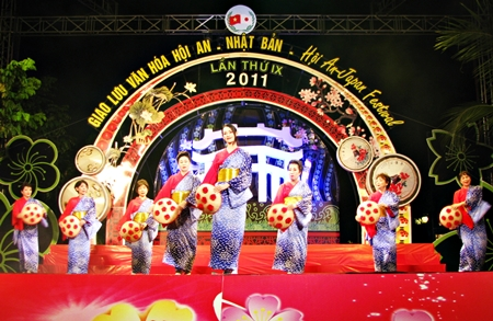 Many special and unique art activities will be held in the Hoi An-Japan Cultural Exchange.