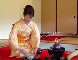The Japanese Tea Ceremony (Chanoyu) performance
