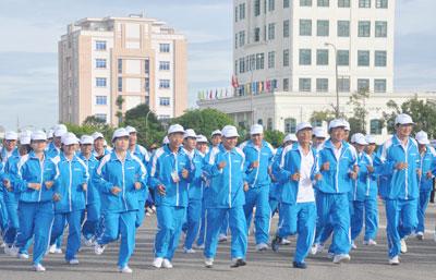 Giải Việt dã truyền thống Báo Quảng Nam mở rộng lần thứ XVII năm 2013 cúp Agribank sẽ diễn ra vào ngày 12.9 tới tại Quảng trường 24.3 (TP.Tam Kỳ).