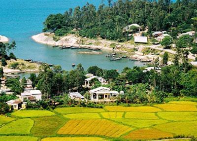 Cù Lao Chàm cần đầu tư hạ tầng để đáp ứng nhu cầu phát triển.                                                                                                                        Ảnh: Q.HẢI