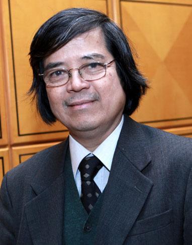 Giáo sư Trần Văn Thọ. Ảnh: tuoitre.vn