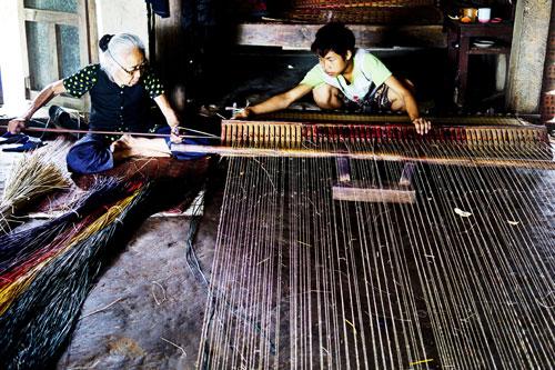 Các làng nghề cần có sự trợ sức từ nhiều phía để thành công trong phong trào OVOP.